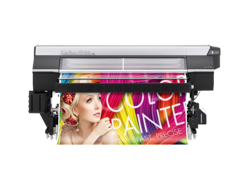 OKI H3-104s  Colorpainter