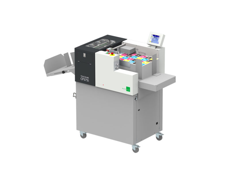 Multigraf – Touchline C375 plus